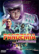 Pandemic - Laboratorium
